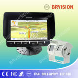 7inch Digital Monitor met GPS Navigation Fuction voor Op zwaar werk berekende Vehicle