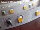 Tira flexible de la resistencia antideslumbrador y de impacto 2835 LED