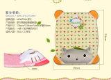 Almofada de rato bonito do descanso de pulso do rato do gel dos desenhos animados com patente
