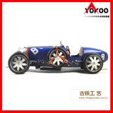 Antikes vorbildliches Auto (Bugatti Typ 35, 1925-1929)