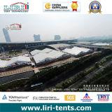 Aluminiumzelle Hochleistungs-Belüftung-Zelt Hall für im Freienausstellung