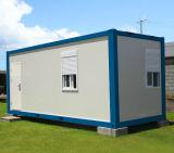 Camera modulare prefabbricata del contenitore per la caffetteria