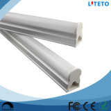 Alto Brightness 1500mm 24W 100lm/W LED Tube T5 con Fixture