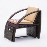 by-490 vendem por atacado a mobília de vime do jardim do Rattan Three-Piece interno do hotel do balcão