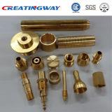 Peças feitas sob encomenda do bronze da precisão do CNC