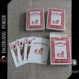 Speelkaarten de van uitstekende kwaliteit van de Schrijvers uit de klassieke oudheid van Jds van de Joker