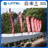 Wholesale Flying Banner Aluminium Beach Flag Stable Flag Pole (LT-17C)