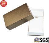 Leistungsfähiger Karton-Kasten, Druckpapier-Geschenk-Kästen, steifer Papiergeschenk-Kasten, Unterseite und Kappen-Kästen, Geschenk-Papierkasten