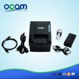 Impressora Ocpp-802 RS-232 térmica barata Desktop com cortador manual