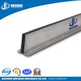 Junção de alumínio impermeável durável do controle para o movimento do assoalho