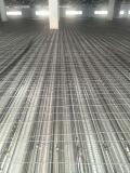 Hoja de acero galvanizada palmo largo incombustible del Decking para los edificios de acero