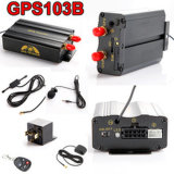 Gps-Auto-Verfolger Tk103b, FernsteuerungsGPS103b abgeschnittenes Auto-Triebwerk, Sirene, Kraftstoff-Sensor, Erschütterung-Sensor