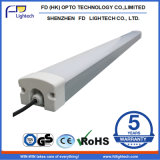 línea luz, alta luz linear de 40W IP65 LED de la bahía del LED para el almacén