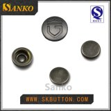 새로운 디자인 고품질 금속 스냅 단추 Sk D0310