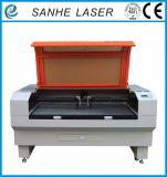 China-CO2 Leistungs-Laser-Scherblock-Maschinen-Preis für Nichtmetall-Materialien