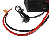 LCD Beheer van de Batterij van de Omschakelaar 800With1000va van de Golf van de Sinus van de Vertoning het Zuivere Intelligente