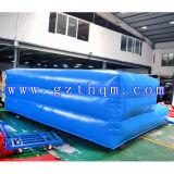 Modelo inflable del sofá grande/publicidad del modelo de la inflación