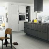 Alto armadio da cucina della lacca di lucentezza con il rendimento elevato e le funzioni complete