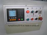 Machine de cisaillement de faisceau résistant de l'oscillation QC12Y-20X4000