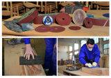 Con revestimiento impermeable de carburo de silicio recubierto de papel de lija abrasivos