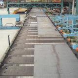 плита структуры сплава 30CrMo стальная