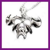 De nieuwe Halsbanden van de Ketting van het Roestvrij staal van de Tegenhanger van het Ontwerp van de Aankomst Koele voor Jongens
