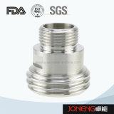 Adaptateur de tuyère mâle à sécurité alimentaire en acier inoxydable (JN-6002)