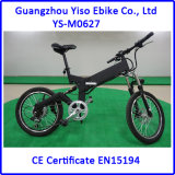 suspension de moteur de 20 '' 250W Bafun pleine mini Ebike avec vélo électrique pliable/se pliant de batterie amovible