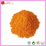 Masterbatch arancione per la resina del polipropilene