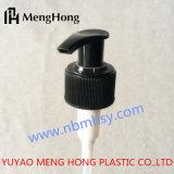 Le distributeur de pompe de savon de main, pompe liquide en plastique de lotion, vissent l'usine de pompe de distributeur de savon liquide