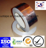 Nastro adesivo acrilico del di alluminio del condotto di HVAC con la fodera di versione