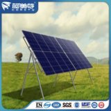 太陽電池パネルフレームシステムのためのカスタマイズされた次元によって陽極酸化されるアルミニウムプロフィール