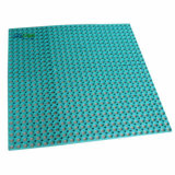 800*800*15 Mat van de Drainage van mm de Rubber, de Correcte RubberMat van de Absorptie