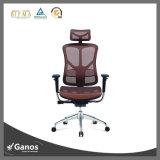 ホームのオフィスの網の椅子
