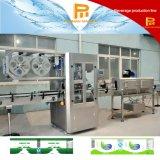 Etikettering van de Koker van pvc van de Fles van de Stabiliteit van de hoge snelheid krimpt de Automatische Plastic Machine