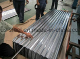 Niedriges Cost Corrugated Coated Metal Roofing Sheet für Steel Structure