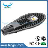 Do Ce de RoHS 110lm/W do poder superior 60W do diodo emissor de luz de rua da luz 60W 120W 180wled luz 2017 de rua ao ar livre IP67 5 anos de garantia