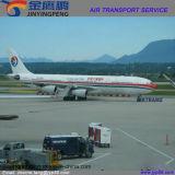 Transporte do ar de China ao aeroporto de Santiago