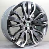 Колесо автомобиля 21 дюйма алюминиевое для Land Rover