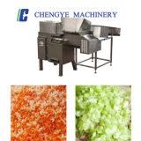 Máquina de estaca vegetal de Dicer da batata 2 toneladas por a hora
