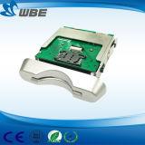 도난 방지 시스템 USB 공용영역 EMV 표준 IC 카드 판독기 또는 작가