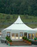 Kundenspezifischer Ridge Glamping ZelteTeepee für Partei-Ereignis
