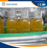 3 в 1 производственной линии фруктового сока бутылки заполняя
