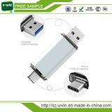 OEM Plástico encendedor USB Pen Drive con CE / RoHS