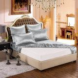 夏の多彩で明白な染められた絹の寝具セット