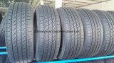 Neumático chino del coche de la polimerización en cadena del precio barato con todo el certificado