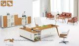 Escritório de madeira da tabela executiva da mesa da alta tecnologia da mobília usado (HF-JO2020)
