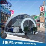 Цветастый шатер купола крышки