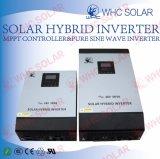 Wechselstrom - Solaraufladung weg vom Rasterfeld-hybriden Solarinverter 3000va