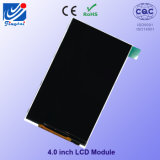 Normalmente branco TFT LCD 3.97 '' para dispositivos de comutação